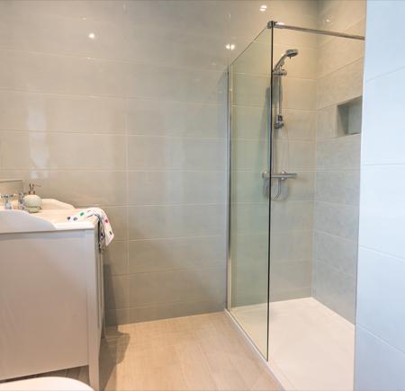 Bathroom refit by Kieran Moore Heating & Plumbing